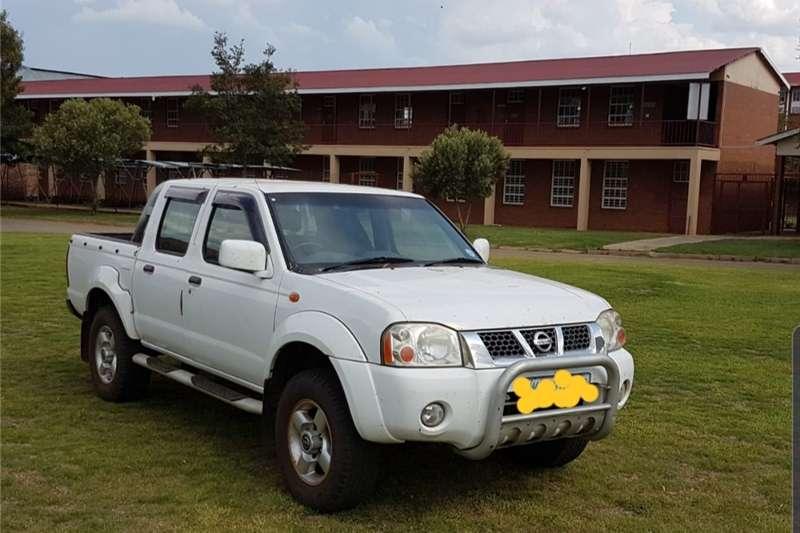 Nissan Hardbody 2.4 16V 2004