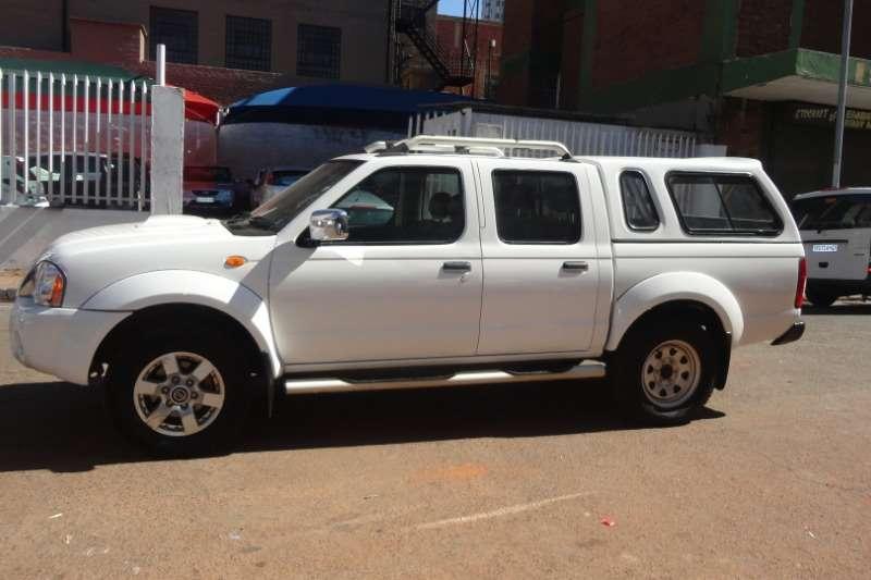 Nissan Hardbody 2.4 16V 2007