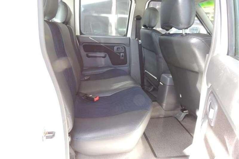 Nissan Hardbody 2.4 16V double cab Hi-Rider SE 2007