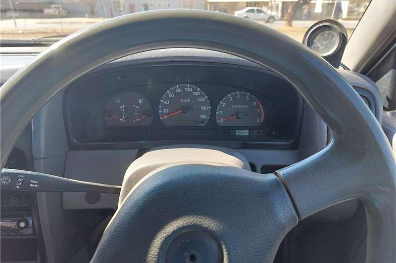 Used 1999 Nissan Hardbody