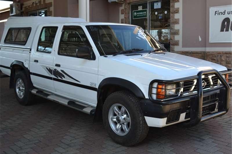 Nissan Hardbody 2.7 T/D D/C 4x2 1999