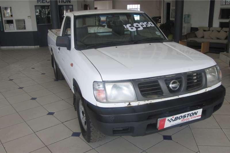 Nissan Hardbody 2.7D 2007