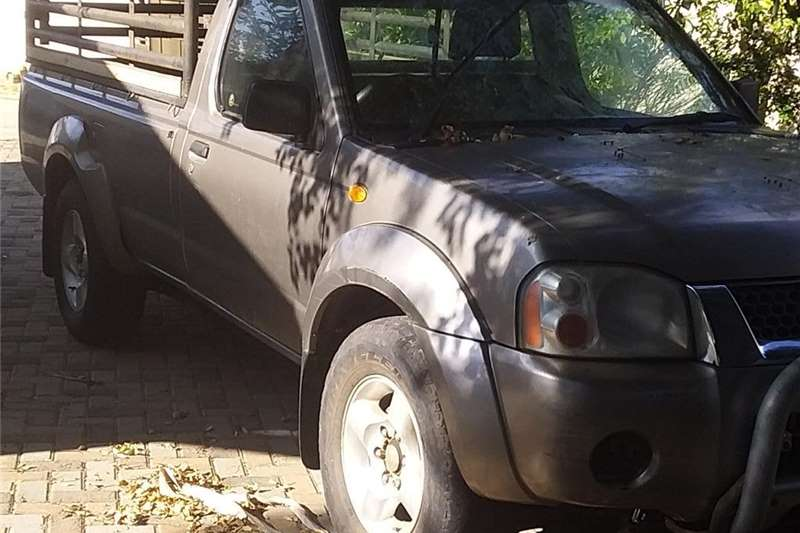Used 2004 Nissan Hardbody