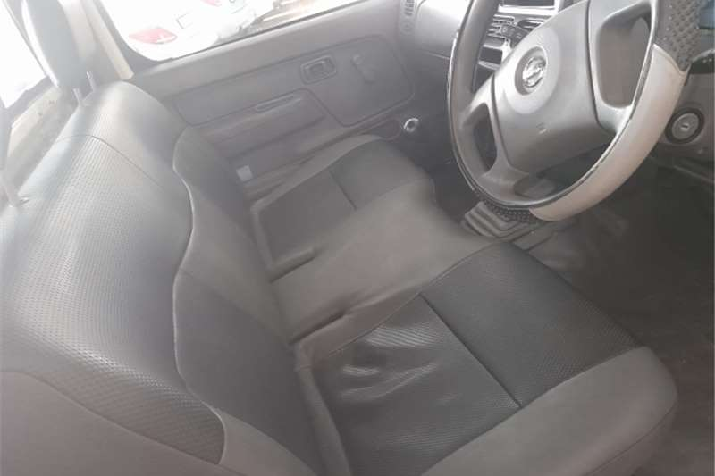 Used 2014 Nissan Hardbody