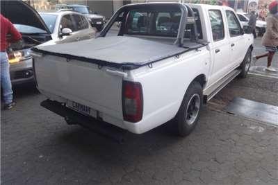 Nissan Hardbody 3.2D 4x4 2000