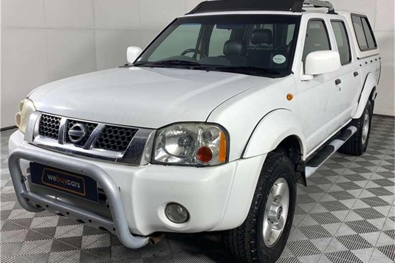 Used 2003 Nissan Hardbody 3.3i V6 double cab 4x4 SEL