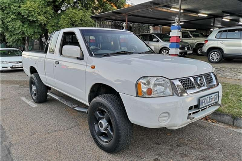2007 Nissan Hardbody 3.3 King Cab