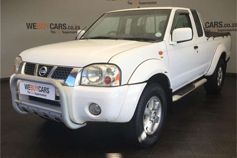 2006 Nissan Hardbody 3.3 King Cab