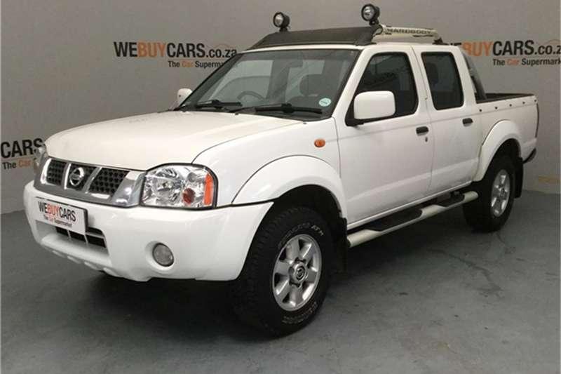 2008 Nissan Hardbody 3.3 V6 double cab Hi Rider SEL
