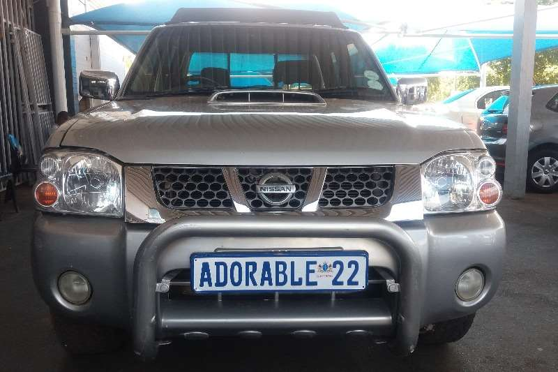 2006 Nissan Hardbody 2.7D