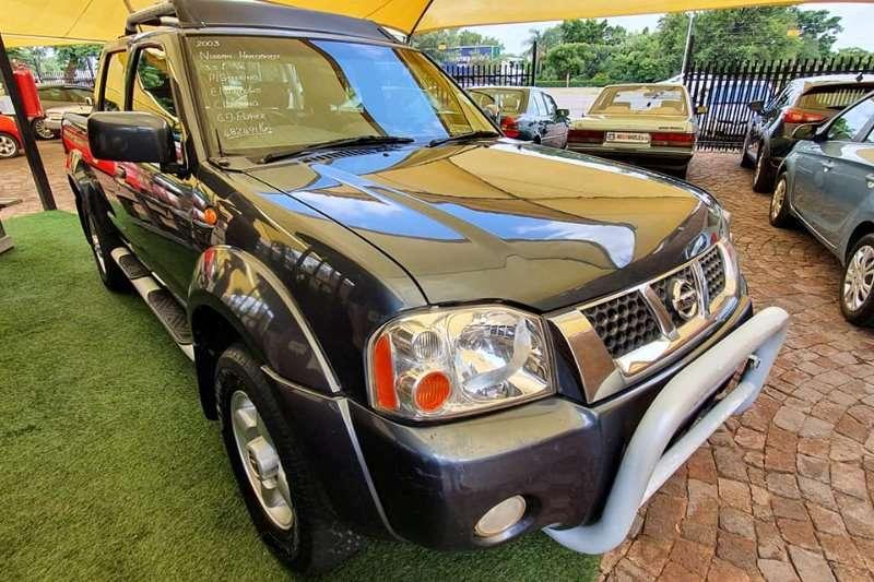 2003 Nissan Hardbody 3.3 V6 double cab Hi Rider SEL