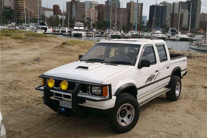 Nissan Hardbody Lexus1UZ FE V8 1995