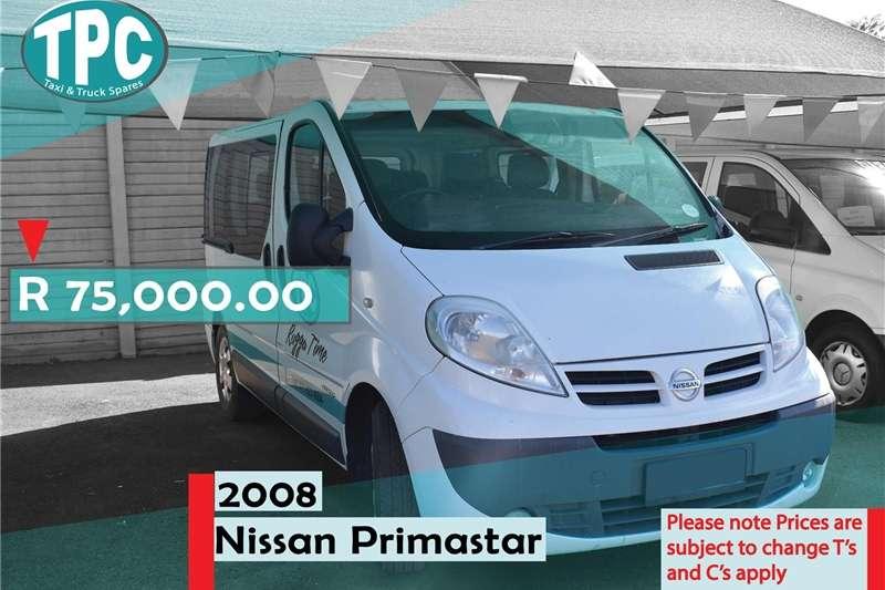 Nissan Interstar 2008