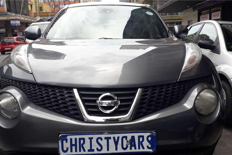 Nissan Juke 1.2T Acenta+ 2012