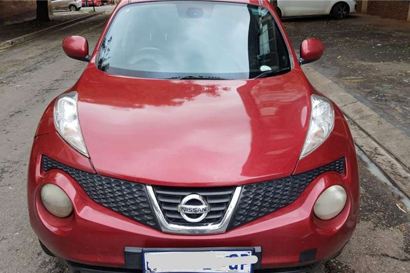 Used 2014 Nissan Juke 1.2T Acenta