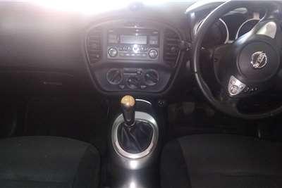 2014 Nissan Juke Juke 1.2T Acenta+