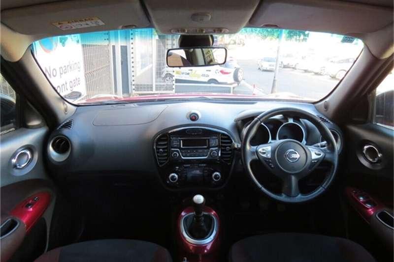Used 2015 Nissan Juke 1.2T Acenta+