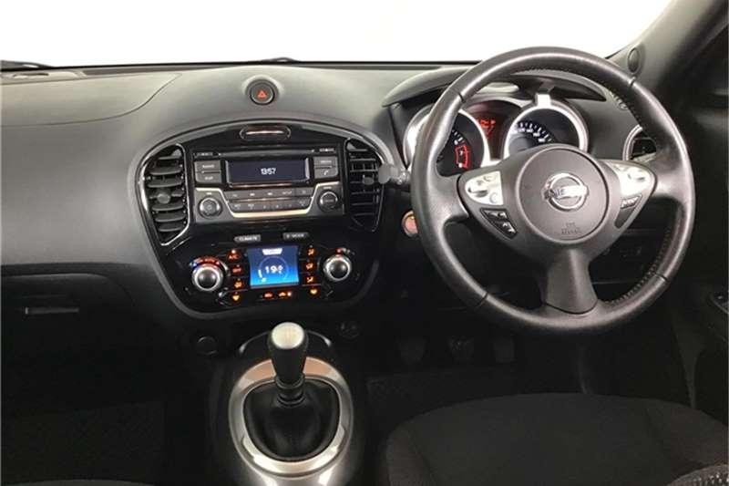Nissan Juke 1.2T Acenta+ 2015