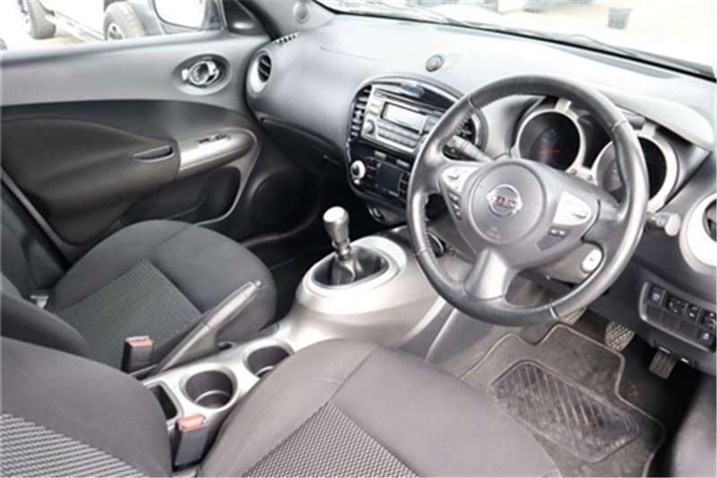 Used 2015 Nissan Juke 1.2T Acenta
