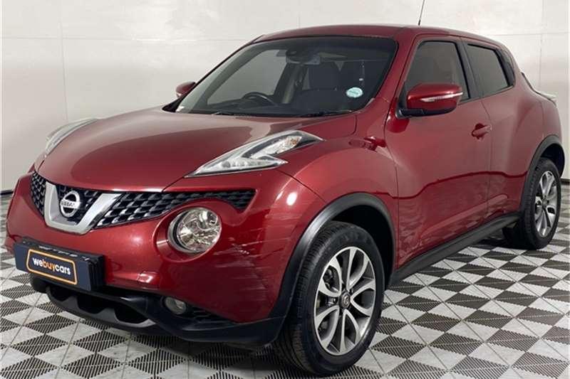 Used 2016 Nissan Juke 1.2T Acenta+