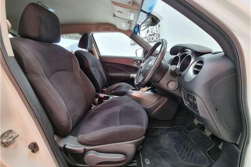 Used 2017 Nissan Juke 1.2T Acenta+