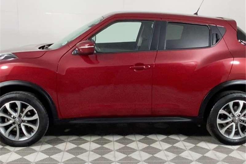 Used 2017 Nissan Juke 1.2T Acenta
