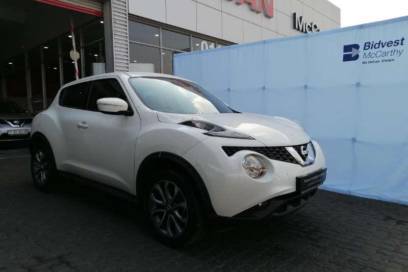 Nissan Juke 1.2T Acenta 2018