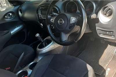 Used 2018 Nissan Juke 1.2T Acenta