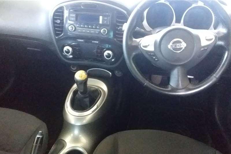 2018 Nissan Juke Juke 1.2T Acenta