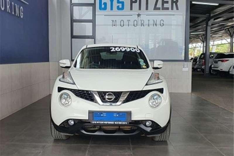 Nissan Juke 1.2T Acenta+ 2019