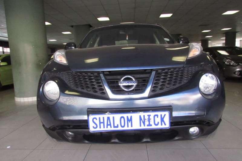 Nissan Juke 1.4 2012