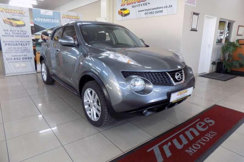 Nissan Juke 1.5dCi Acenta+ 2013