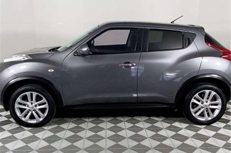 2013 Nissan Juke Juke 1.5dCi Acenta+
