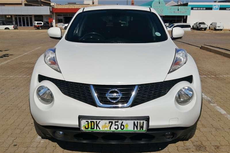 Used 2014 Nissan Juke 1.5dCi Acenta+