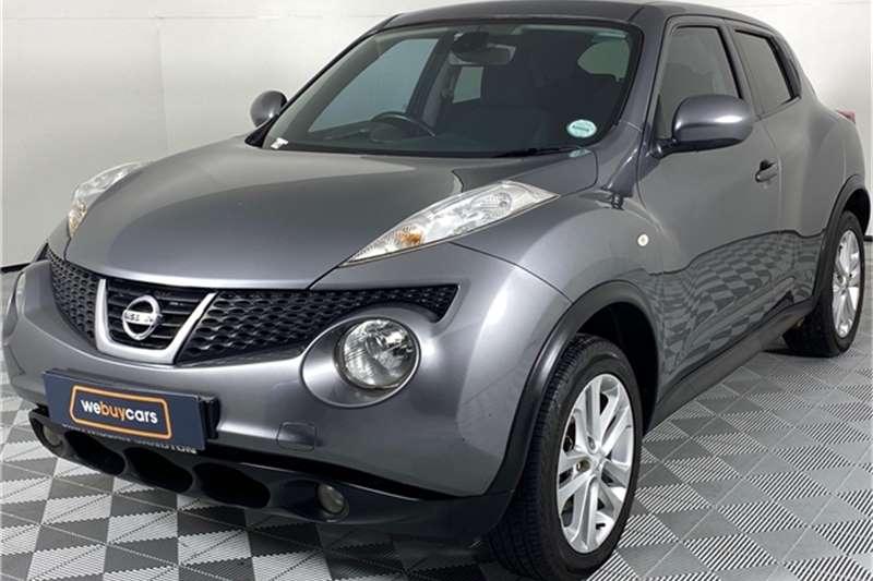 2014 Nissan Juke Juke 1.5dCi Acenta+