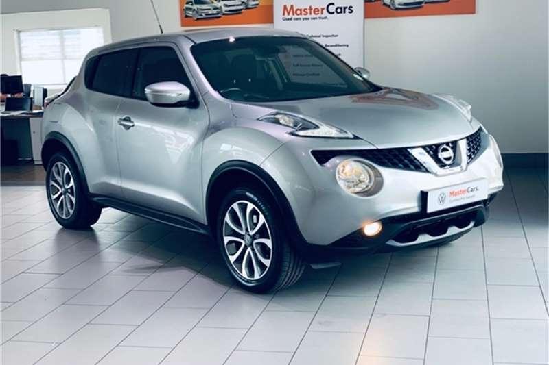 Nissan Juke 1.5dCi Acenta+ 2015