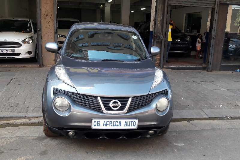 Nissan Juke 1.6 Acenta 2011