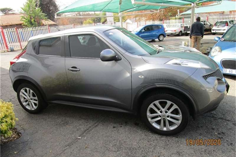 Nissan Juke 1.6 Acenta+ 2011
