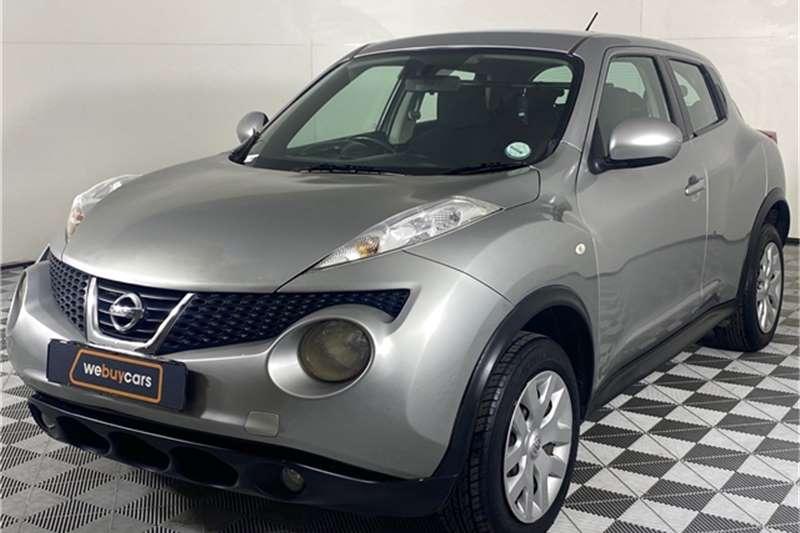 Used 2011 Nissan Juke 1.6 Acenta