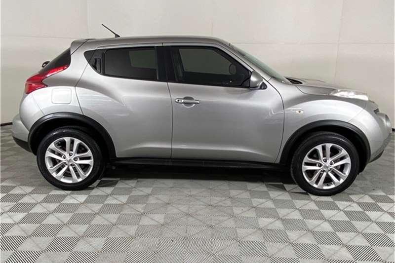 Used 2011 Nissan Juke 1.6 Acenta+