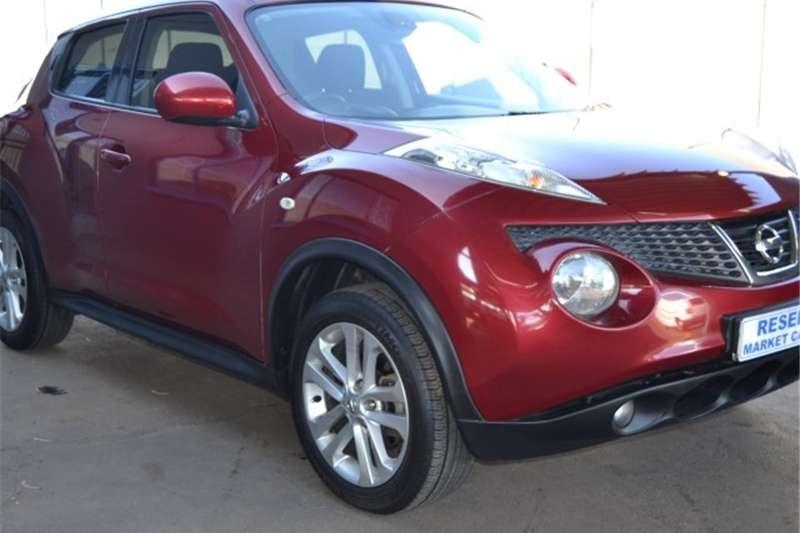 Nissan Juke 1.6 Acenta+ 2012