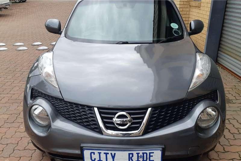 Used 2012 Nissan Juke 1.6 Acenta