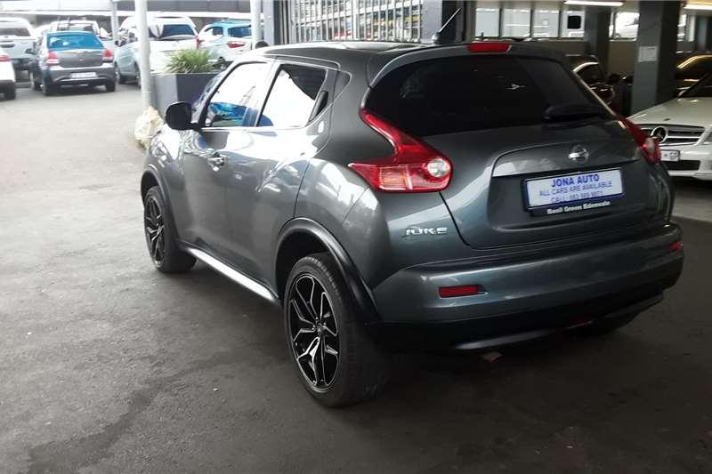 Nissan Juke 1.6 Acenta 2013