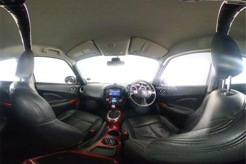 2013 Nissan Juke Juke 1.6 Acenta