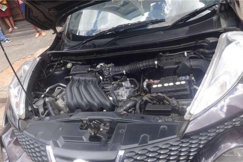 2014 Nissan Juke Juke 1.6 Acenta