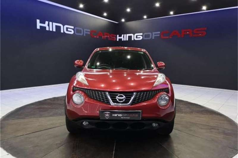 2014 Nissan Juke Juke 1.6 Acenta+