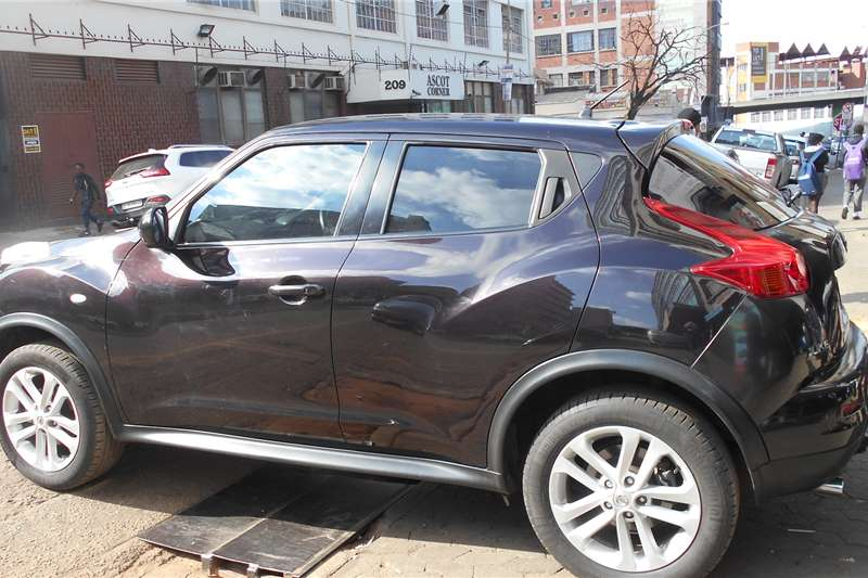 Used 2015 Nissan Juke 1.6 Acenta