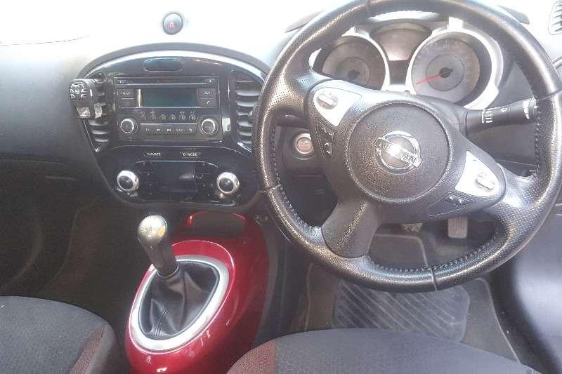 Used 2015 Nissan Juke 1.6 Acenta+