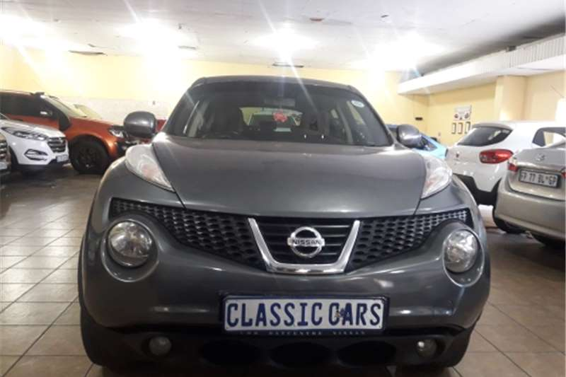 Nissan Juke 1.6 Acenta 2018