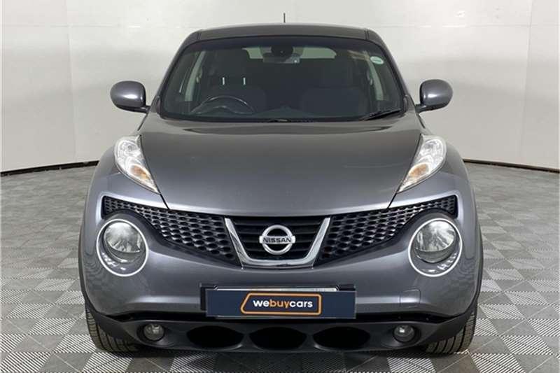 2013 Nissan Juke Juke 1.6 Acenta+ auto